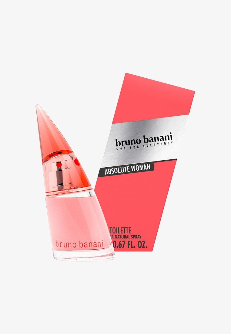 Bruno Banani Fragrance - BRUNO BANANI ABSOLUTE WOMAN EAU DE TOILETTE - Eau de Toilette - -