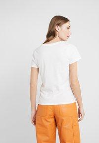 CLOSED - Print T-shirt - ivory - 2