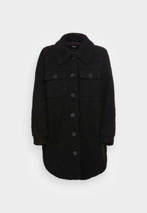 ONLNEWCAMILLA SHACKET - Short coat - black
