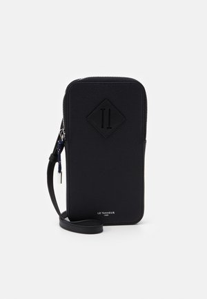 NATHAN ZIPPED PHONE HOLDER - Mobiltasker - noir