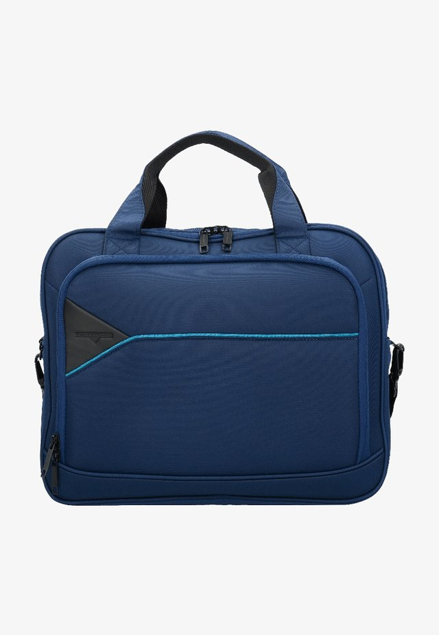 SKYLINE  - Briefcase - blue