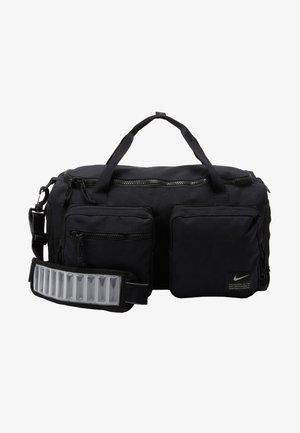UTILITY POWER DUFF UNISEX - Sports bag - black/enigma stone