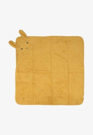 Beach towel - mustard yellow