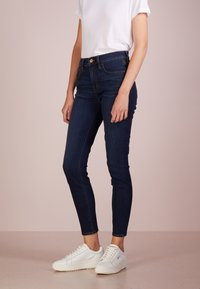 J.CREW - Jeans Skinny Fit - deep indigo - 0