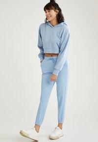 DeFacto - Sweatshirt - blue - 1