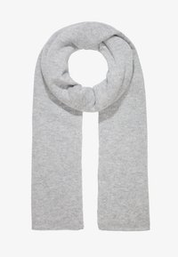 Johnstons of Elgin - ESSENTIALS COLLECTION GAUZY STOLE - Scarf - silber - 1