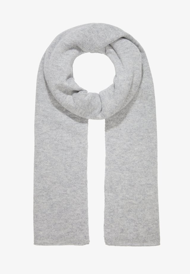 ESSENTIALS COLLECTION GAUZY STOLE - Scarf - silber