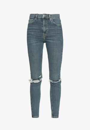 ALABAMA JAMIE  - Jeans Skinny Fit - green cast