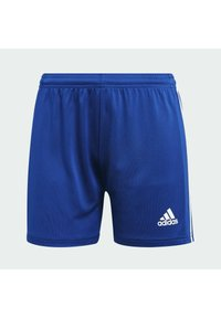 adidas Performance - SQUADRA - Sports shorts - royblu/white - 6