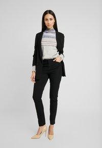 Gap Tall - ANKLE  - Kalhoty - true black - 2