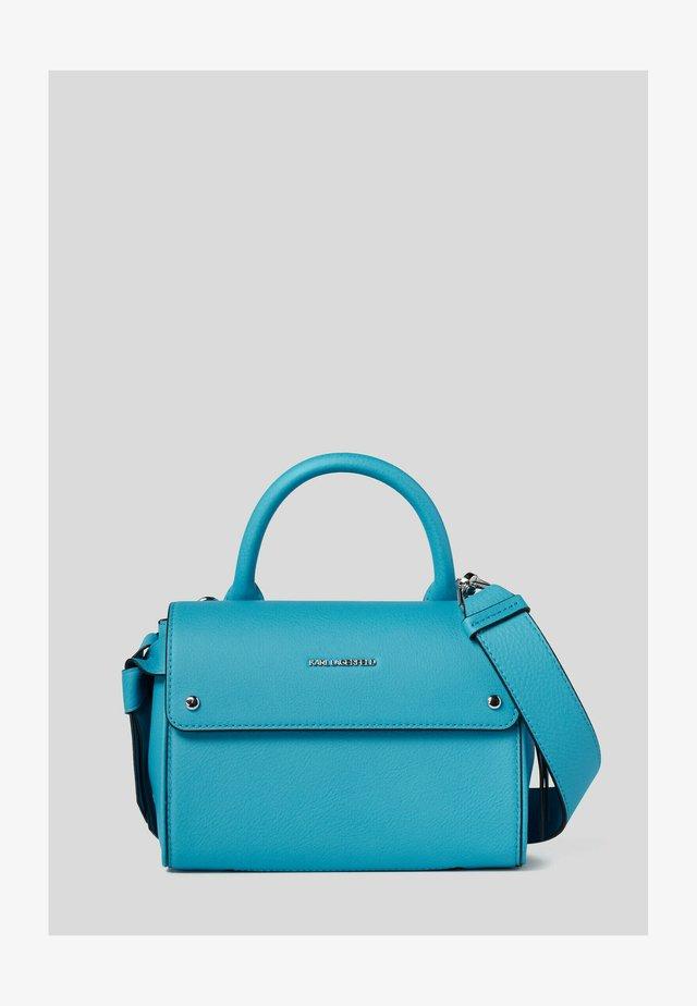 Handtasche -  bright blu