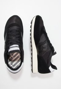 Saucony - JAZZ ORIGINAL VINTAGE - Sneakers laag - black - 1