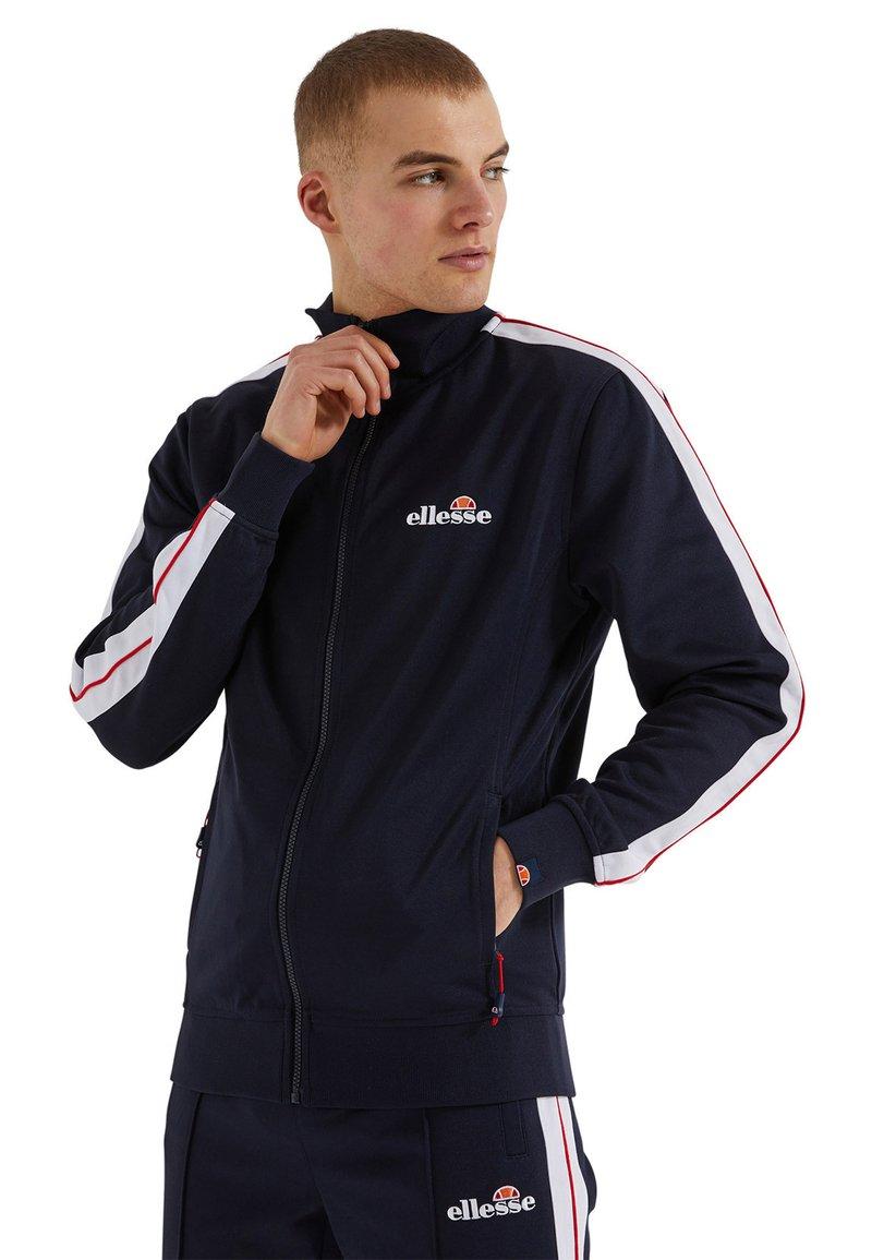 Ellesse - GIANDOSO  - Training jacket - blau