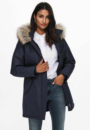 ONLKATY CC OTW - Winter coat - blue