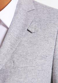 Pier One - Blazer jacket - light grey - 3