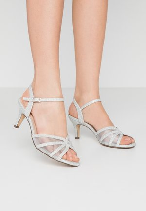 HELICE - Sandals - silver