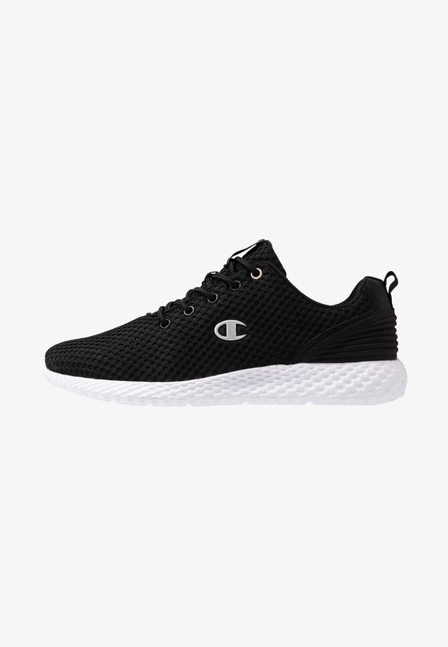 LOW CUT SHOE SPRINT - Chaussures de running neutres - new black/white