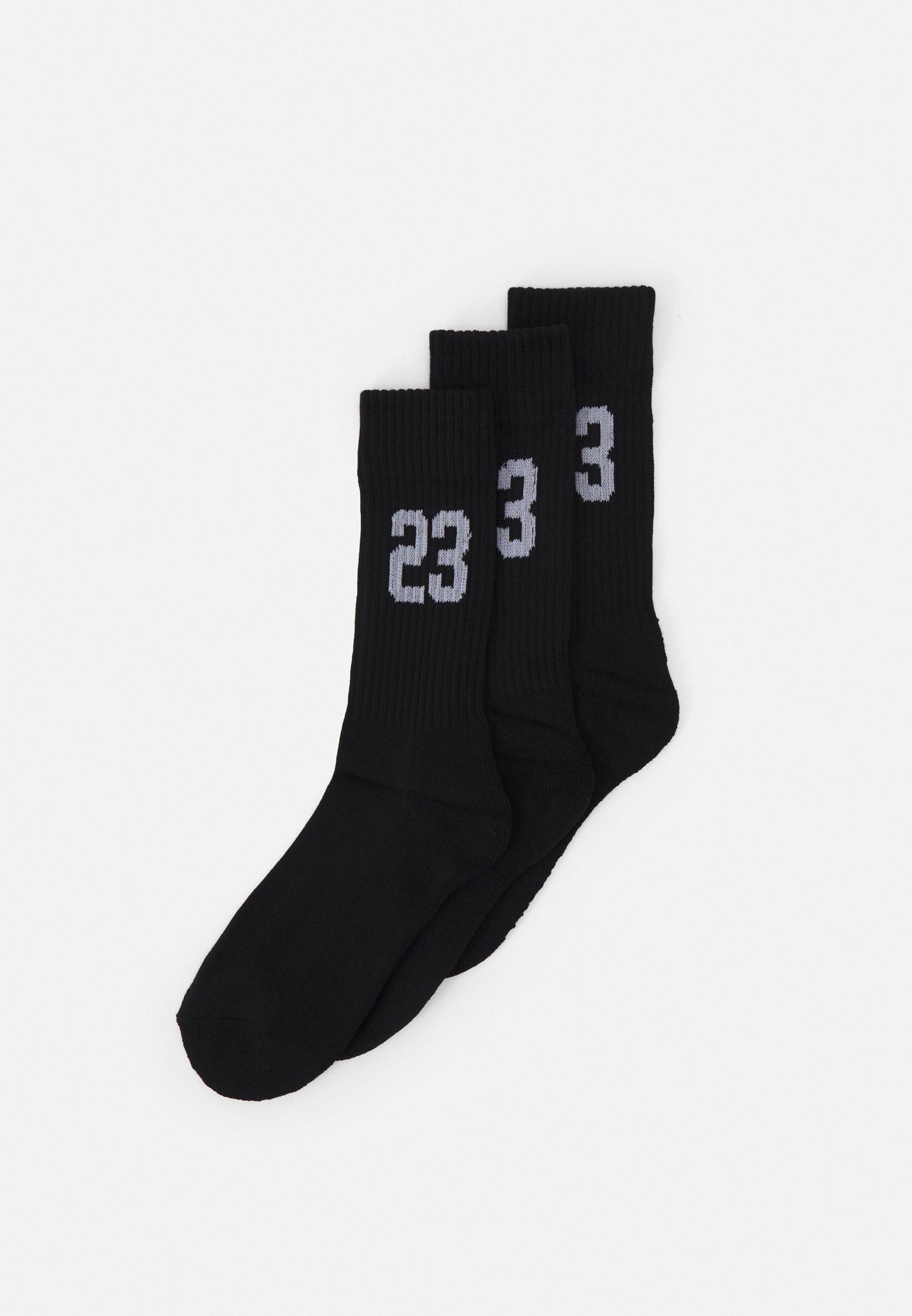 Men JACCORE NUMBERS SOCK 3 PACK - Socks