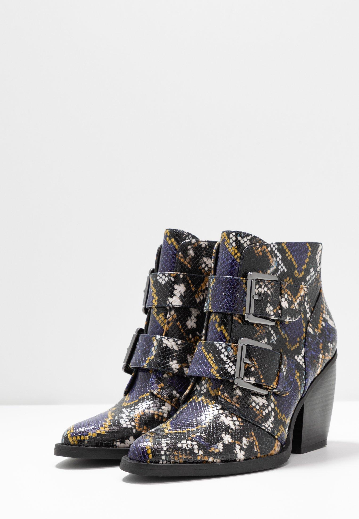 Madden Girl CALISTA Ankle Boot blue/multicolor/blau