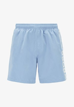 DOLPHIN - Swimming shorts - open blue