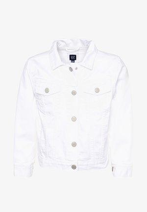 GIRL  - Denim jacket - white denim