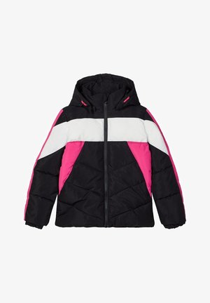 WCOLOURBLOCKING - Winter jacket - black