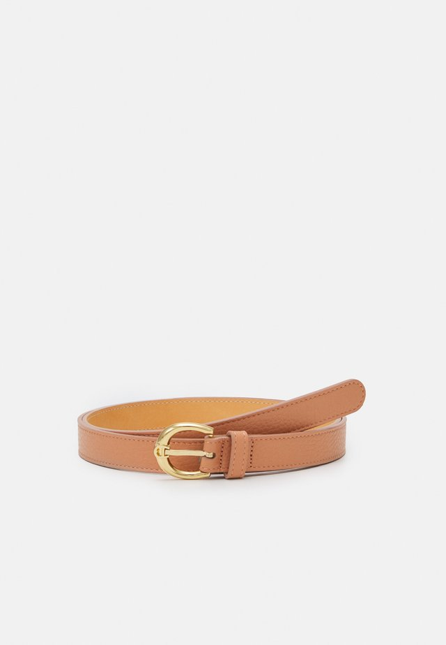 FASHION LADIES BELT - Belte - terra brown