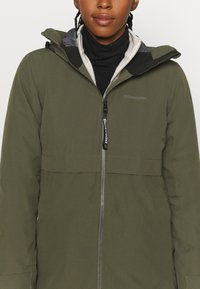 Didriksons - HELLE - Parka - fog green - 6