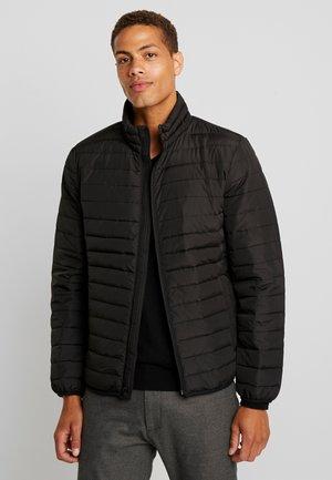 V-LIGHTWEIGHT PUFFER - Light jacket - true black