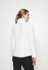 CMP - WOMAN JACKET - Fleece jacket - gesso/antracite - 2