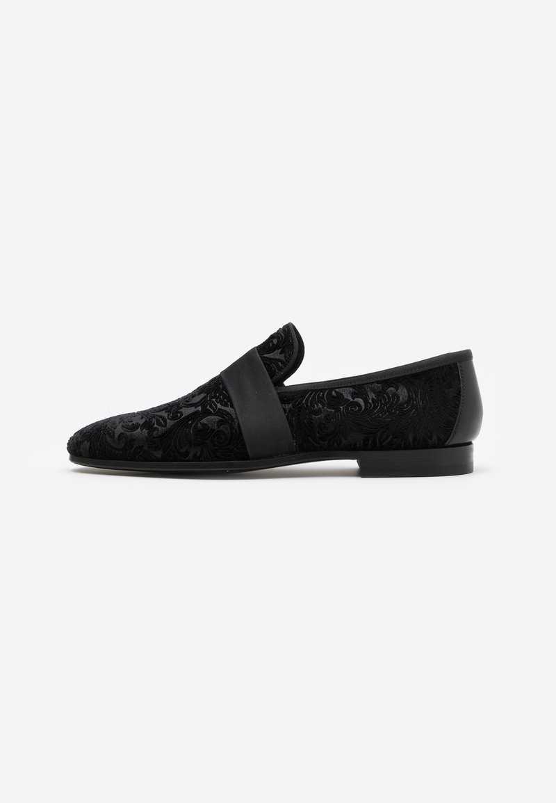 Magnanni - TOX - Smart slip-ons - black