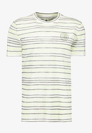 T-shirt print - neon lime