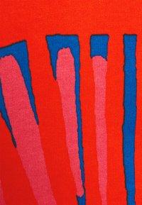 Marimekko - CREATED KUUSIKKO APPELSIINI - T-shirt print - bright blue/orange/pink - 6