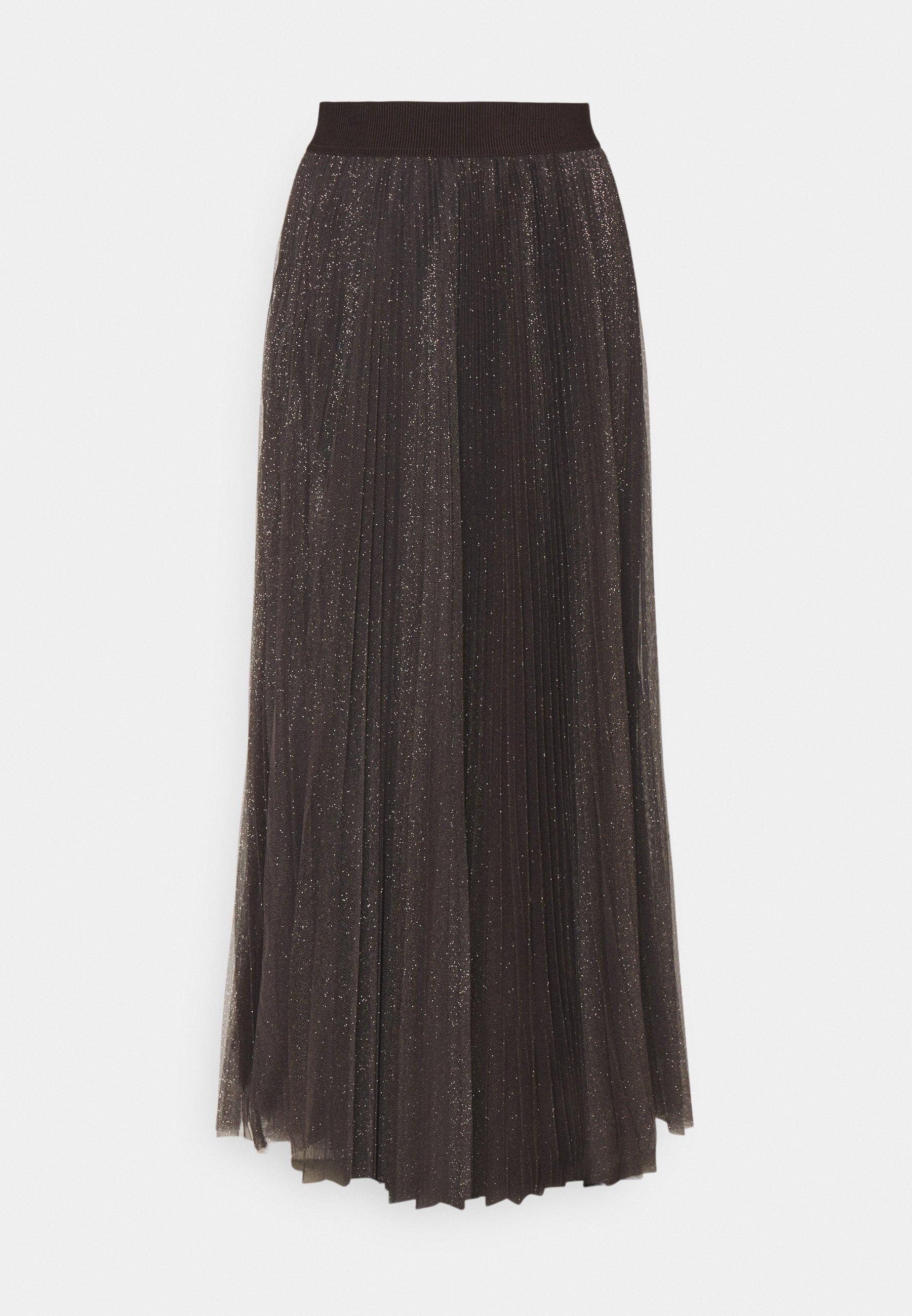 Women GONNA LUNGA - Pleated skirt