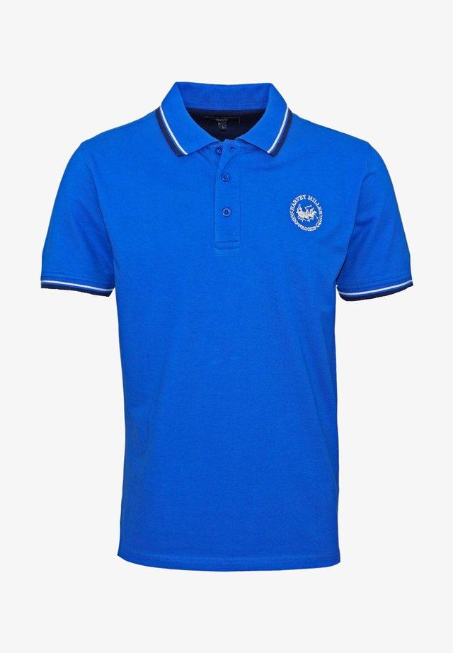 Polo - blau