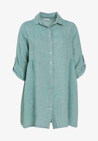 Paprika - Button-down blouse - mint - 4