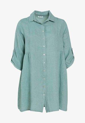 Button-down blouse - mint