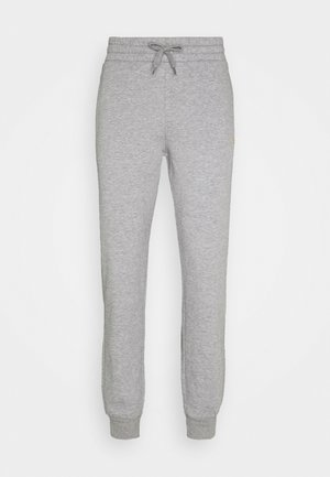 BIRD EMBRO  JOGGERS - Träningsbyxor - mottled light grey