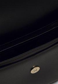 KARL LAGERFELD - AUTOGRAPH CROSSBODY - Taška spříčným popruhem - black - 3
