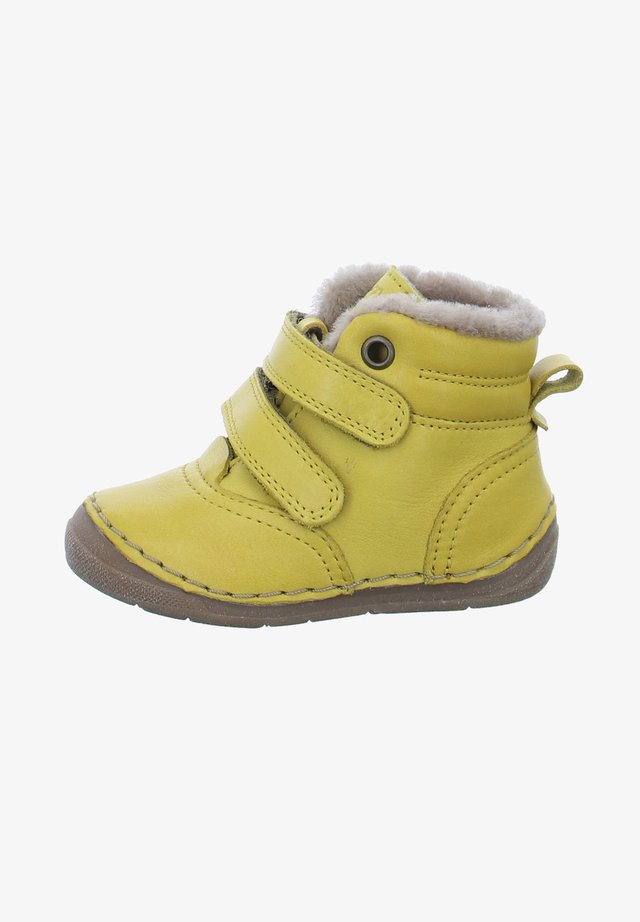Winter boots - gelb