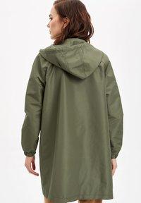 DeFacto - Płaszcz wełniany /Płaszcz klasyczny - khaki - 1