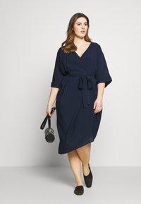 City Chic - DRESS - Day dress - sapphire - 1