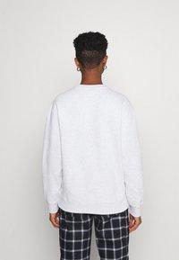 Carhartt WIP - Sweatshirt - ash heather/white - 2