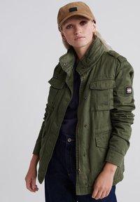 Superdry - Summer jacket - chive - 3