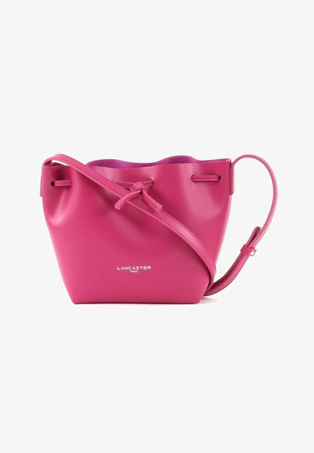 Handbag - fuxia