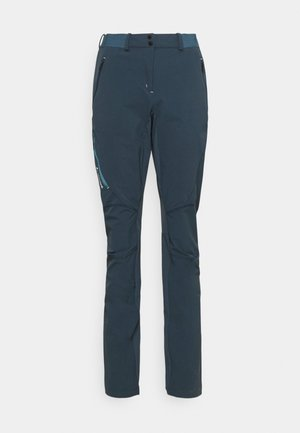 SCOPI PANTS - Pantaloni outdoor - steelblue