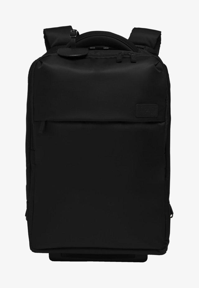 MIT ROLLEN PLUME BUSINESS - Wheeled suitcase - black