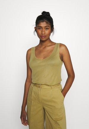 CAYSA - Top - khaki green