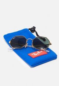 Ray-Ban - JUNIOR SUNGLASS UNISEX - Sunglasses - shuiny gold-coloured - 2