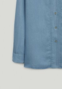 Massimo Dutti - Overhemdblouse - light blue - 6